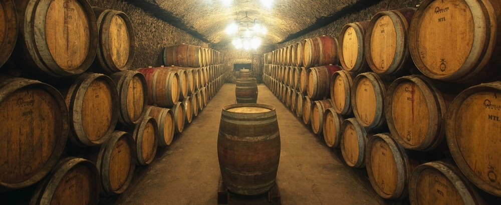 barricas para madurar el whisky