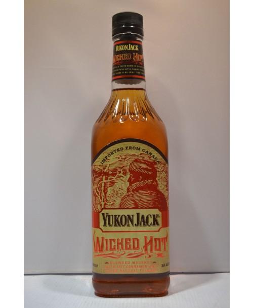 Buy Yukon Jack Wicked Hot Wsky 750ml