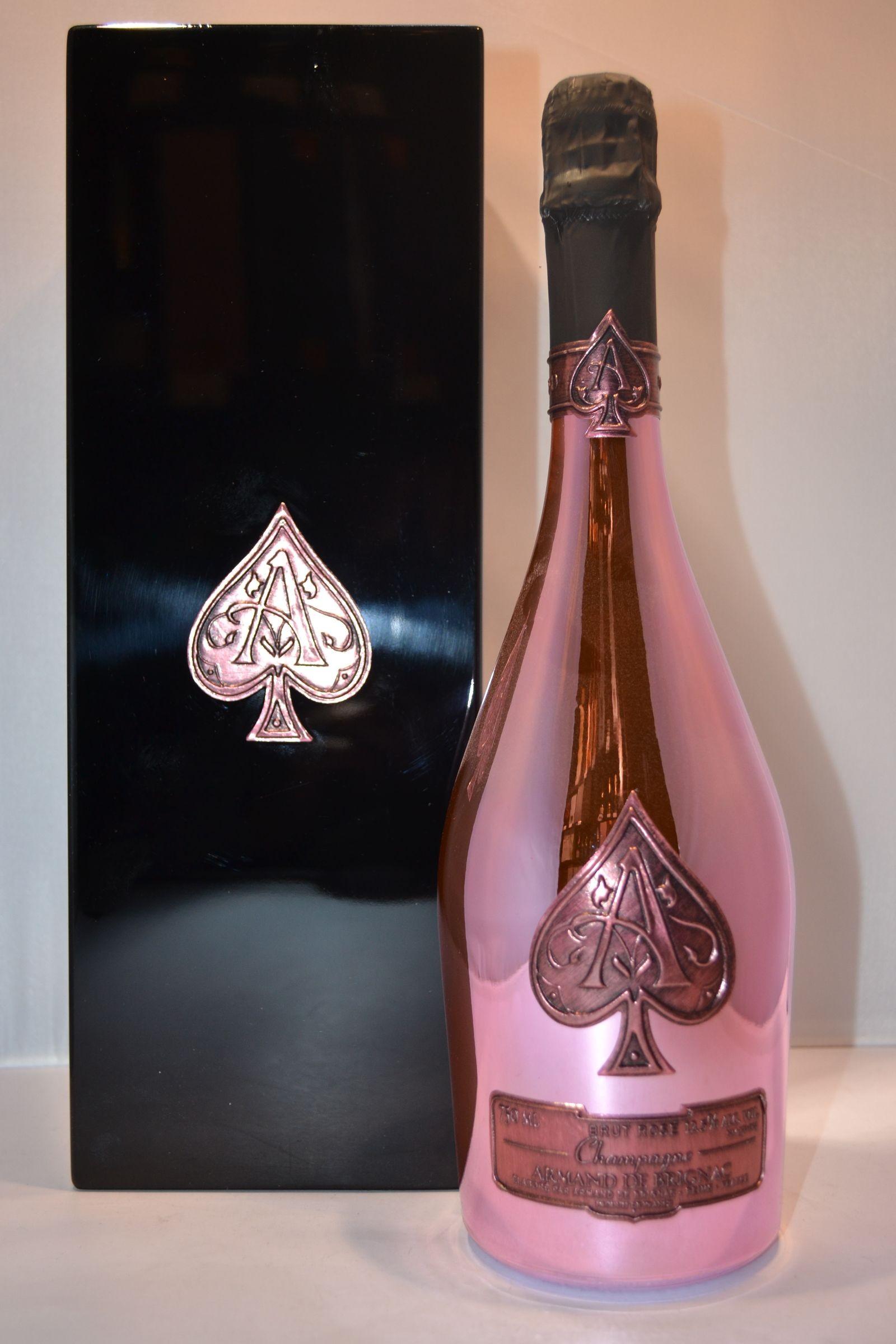 Champagne Brut Rosè MAGNUM 1,5 lt Astucciato – Armand de ...