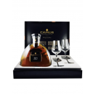 CAMUS COGNAC XO INTENSELY AROMATIC GFT PK W/ 2 GLASSES FRANCE 750ML