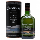 CONNEMARA WHISKEY SINGLE MALT PEATED IRISH 12YR 750ML