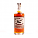 WYOMING BOURBON DOUBLE CASK FINISHED IN SHERRY CASK WYOMING 750ML