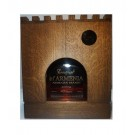 BOUQUET OF ARMENIA BRANDY EXTRA ARMENIA WOOD BOX 40YR 750ML