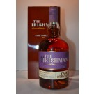 THE IRISHMAN WHISKEY SMALL BATCH CASK STRENGTH IRISH 2013 108PF 750ML