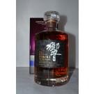 SUNTORY WHISKY HIBIKI JAPANESE 86PF 21YR 750ML