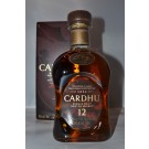 CARDHU SCOTCH SINGLE MALT 12YR 750ML