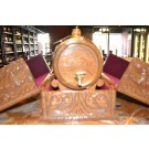 KING PAP BRANDY ARMENIAN SOUVENIER BOX 30YR 750ML