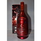 HENNESSY COGNAC VSOP FRANCE RED COLLECTION NO 4 BOTTLE 750ML
