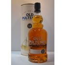 OLD PULTENEY SCOTCH SINGLE MALT MARITIME MALT 12YR 750ML