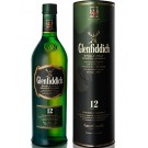 GLENFIDDICH SCOTCH SINGLE MALT 12YR 750ML
