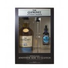 GLENLIVET FOUNDERS RESERVE SCOTCH SINGLE MALT GIFT PACK With BITTER 750ML