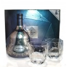 HENNESSY COGNAC XO LIMITED EDITION GFT PK W/ ICE MOLD FRANCE 750ML