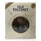 OLD PULTENEY SCOTCH SINGLE MALT HIGHLAND GFT PK W/ ROCK GLASSES 12YR 750ML