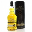 OLD PULTENEY SCOTCH SINGLE MALT MARITIME MALT LIMITED LIGHTLY PEATED 1989 DISTILLED BOTTLED 2015 750ML