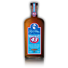 RICHARD PETTY WHISKEY 43 WITH A WINNING PEDIGREE VIRGINIA 2 YEAR OLD 750ML