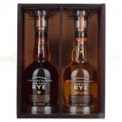 WOODFORD RESERVE MASTERS COLLECTION RYE NEW AND AGED CASK 2X375 GFT PK
