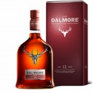 DALMORE SCOTCH SINGLE MALT 12YR 750ML