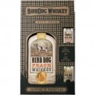 BIRD DOG WHISKEY PEACH FLAVOR GIFT PACK WITH 2X50ML 750ML