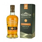 TOMATIN SCOTCH SINGLE MALT MOSCATEL CASKS LIMITED EDITION 15YR 750ML