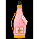 VEUVE CLICQUOT CHAMPAGNE BRUT ROSE W/ICE JACKET FRANCE 750ML