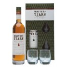 WRITERS TEARS WHISKEY COPPER POT IRISH GIFT PACK With 2 GLASSES 750ML