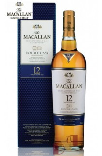 MACALLAN SCOTCH SINGLE MALT DOUBLE CASK 86PF 12YR 750ML
