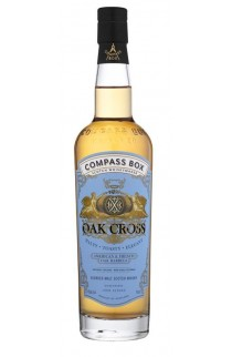 COMPASS BOX OAK CROSS SCOTCH BLENDED MALT 86PF 750ML