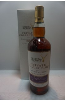 GORDON & MACPHAIL SCOTCH SINGLE MALT PRIVATE COL. COTE ROTIE WOOD FINISH 1998 90PF 16YR 750ML