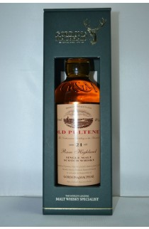 GORDON & MACPHAIL SCOTCH SINGLE MALT OLD PULTENEY HIGHLAND 21YR 92PF 750ML