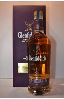 GLENFIDDICH SCOTCH SINGLE MALT 86PF 26YR 750ML