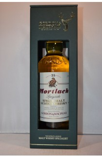 GORDON & MACPHAIL SCOTCH SINGLE MALT MORTLACH SPEYSIDE 86PF 25YR 750ML