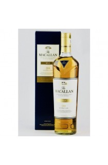 MACALLAN SCOTCH SINGLE MALT GOLD DOUBLE CASK 750ML