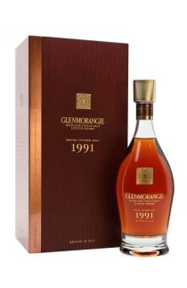 GLENMORANGIE SCOTCH SCOTCH SINGLE MALT 1991 VTG BOTTLED 2018 750ML
