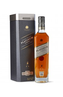 JOHNNIE WALKER SCOTCH BLENDED PLATINUM 750ML