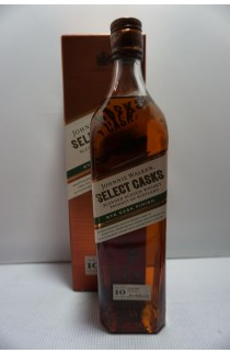 JOHNNIE WALKER SCOTCH BLENDED RYE CASK FINISHED SELECT CASKS 92PF 10YR 750ML