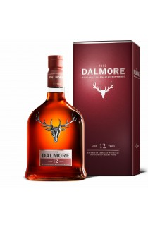 DALMORE SCOTCH SINGLE MALT 12YR 750ML