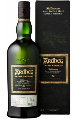 ARDBEG TWENTY SOMETHING SCOTCH SINGLE MALT 22YR 750ML