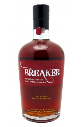 BREAKER BOURBON PORT BARREL FINISHED 90PF 750ML