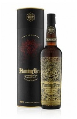 FLAMING HEART BY COMPASS BOX SCOTCH BLENDED MALT LIMITED EDITION 97.8PF 750ML