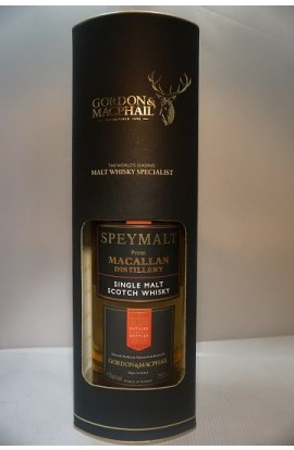 GORDON & MACPHAIL SPEYMALT FROM MACALLAN SCOTCH SINGLE MALT 86PF 17YR 750ML