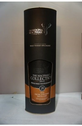 GORDON & MACPHAIL COLLECTION SCOTCH SINGLE MALT HIGHLAND 86PF 24YR 750ML