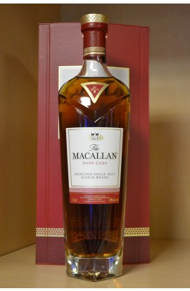 MACALLAN SCOTCH SINGLE MALT RARE CASK 750ML