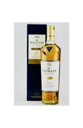 MACALLAN SCOTCH SINGLE MALT GOLD DOUBLE CASK 750ML