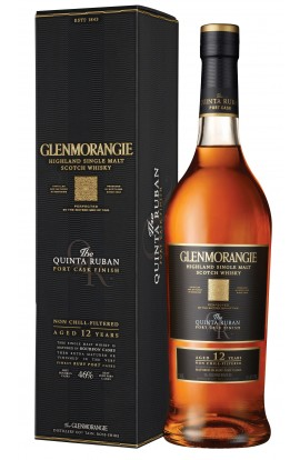 GLENMORANGIE SCOTCH SINGLE MALT QUINTA RUBAN 92PF 12YR 750ML
