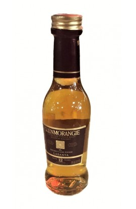 GLENMORANGIE SCOTCH SINGLE MALT LASANTA 12YR 50ML