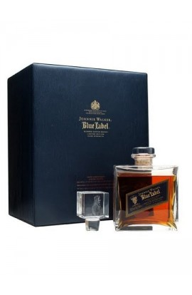 JOHNNIE WALKER BLUE LABEL SCOTCH BLENDED CASK STRENGTH 121PF ANNIVERSARY EDITION 750ML