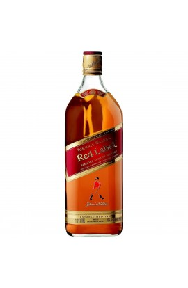 JOHNNIE WALKER SCOTCH BLENDED RED LABEL 1.75LI