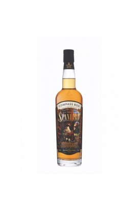 COMPASS BOX THE SPANIARD SCOTCH BLENDED IN SPANISH WINE CASKS 750ML