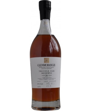 GLENMORANGIE SCOTCH SINGLE MALT TRUFFLE OAK RESERVE 26YR 750ML