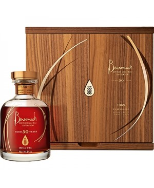 BENROMACH 50 YEARS OLD (1969)